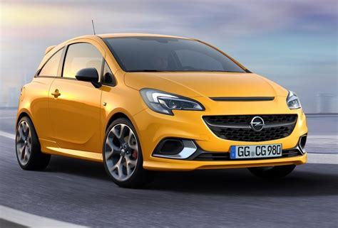 2019 Opel Corsa by 2019 Opel Corsa Gsi