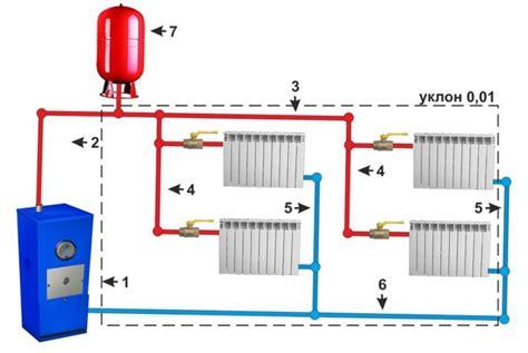 Контурная тепловая труба — SU 1834470