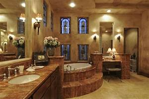 Mediteranian, Bathrooms