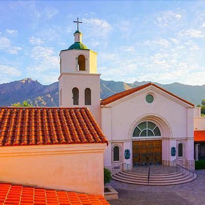 exteriors st thomas apostle parish tucson az