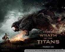 wrath   titans chimera  hd desktop wallpaper