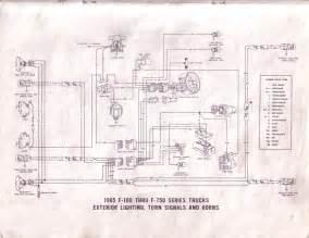 similiar 1965 ford f100 wiring diagram keywords 65 ford f100 wiring diagrams ford truck enthusiasts forums