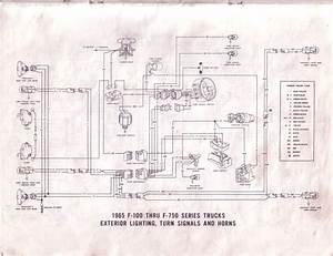 1969 Ford F100 Wiring Diagram 44573 Ciboperlamenteblog It