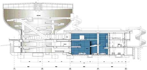 blueprint for houses bmw museum munich building germany e architect