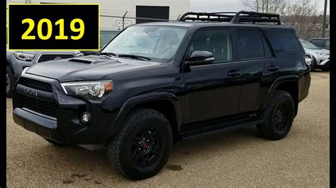 toyota runner trd pro review  features  walk
