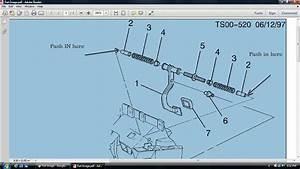 1999 Gmc Sonoma 2 2l  5spd   Rr Clutch Pedal Assembly