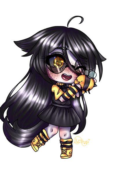 gacha edit edits cute kawaii deviantart anime friends bee chibi profile furry drawings gothic fursuit