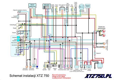 Volvo Vnl 660 Wiring Diagram by Yamaha Ybr 125 Wiring Diagram Wiring Diagram