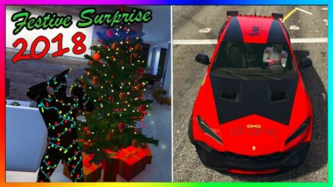 Gta 5 Online Christmas Dlc 2018