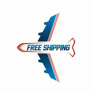 Free Shipping Air Cargo Image Stock Vector - Image: 42622190