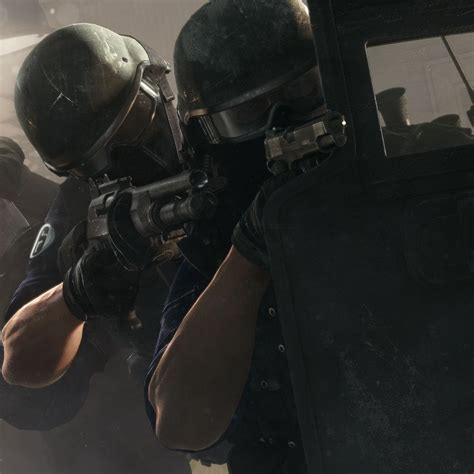 siege amazon counter terrorist units