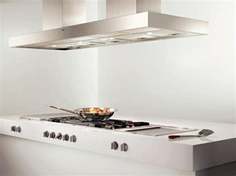 meuble hotte cuisine meuble cuisine choisir une hotte de design moderne
