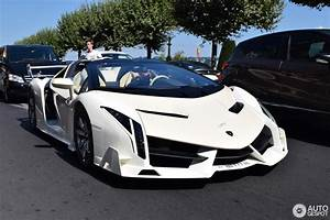 Lamborghini Veneno Roadster : lamborghini veneno roadster 2 november 2015 autogespot ~ Maxctalentgroup.com Avis de Voitures