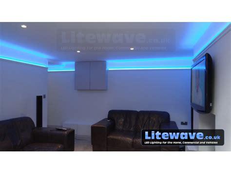 aluminium led profile wall uplighting aluminium profiles