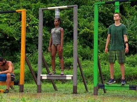 Survivor: Cagayan - Immunity Challenge: Keep On Your Toes ...