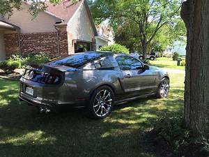 5th gen gray 2014 Ford Mustang GT500 6spd manual For Sale - MustangCarPlace