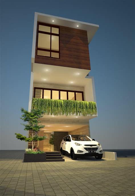 arsitek desain rumah minimalis eksterior  interior