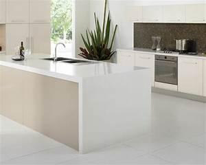 plan de travail resine pour une cuisine moderne With plan de travail en resine pour cuisine