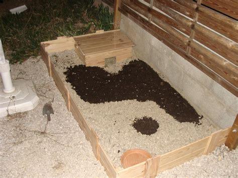 creation d un enclos pour tortue herman merci de votre aide