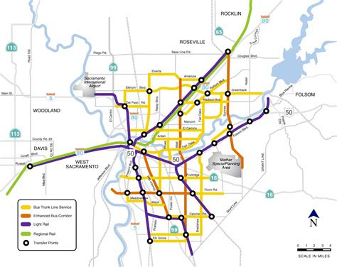 sacramento light rail map construction started of yet another us light rail line news