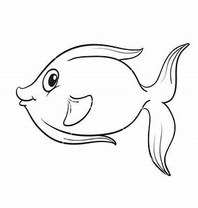 Fish Outline Clipart (58+)