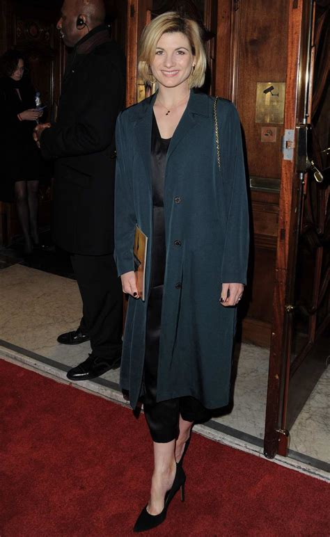 jodie whittaker at 'hamilton' musical, press night in ...