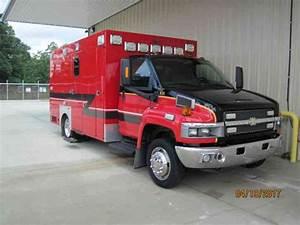 Chevrolet C4500  2008    Emergency  U0026 Fire Trucks