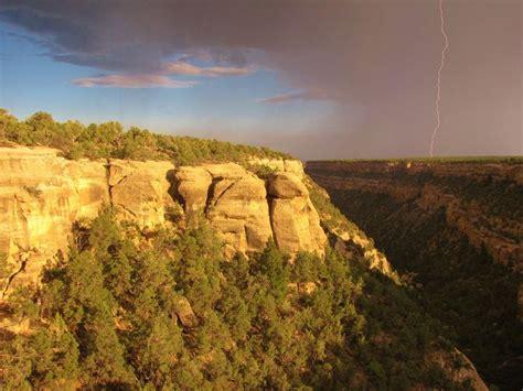 Mesa Verde National Park near Durango, Colorado, a UNESCO ...