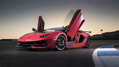 Lamborghini Aventador Svj 4k Wallpapers Cars