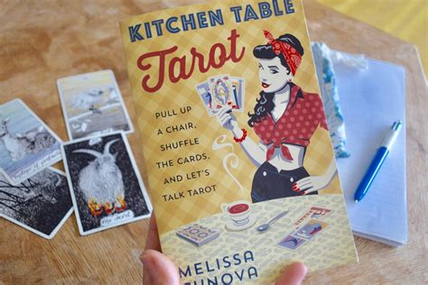 kitchen table tarot deck review kitchen table tarot learn tarot with a big
