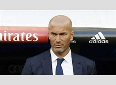 Real Madrid's Zinedine Zidane I could never coach at