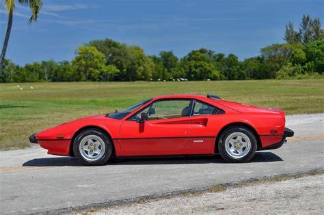 The First Ferrari 308 Gtb Quattrovalvole