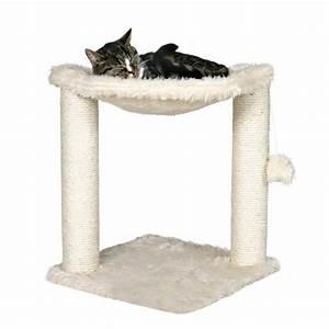 Arbre A Chaton : arbre chat hamac baza arbres chat trixie wanimo ~ Premium-room.com Idées de Décoration