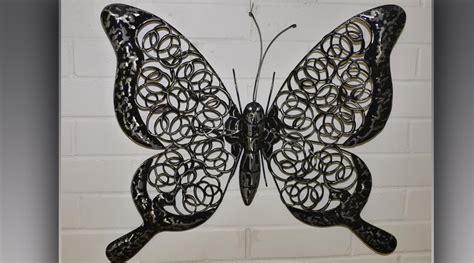 papillon d 233 coratif mural en m 233 tal d 233 corations murales papillons d 233 co murale animaux wall