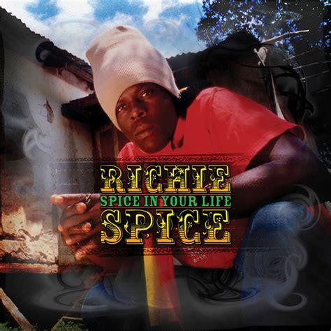 richie spice spice   life vp records
