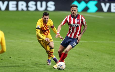 Atlético Madrid 1-0 Barça: First defeat at Wanda ...