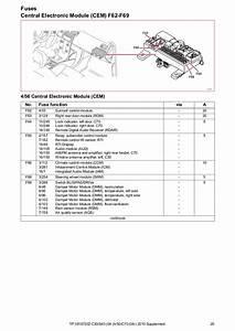 Tp39167202 2010 C30 S40 V50 C70 Supplement Wiring Diagram