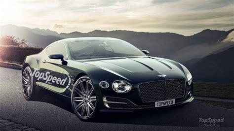 2018 Bentley Continental Gt Speed