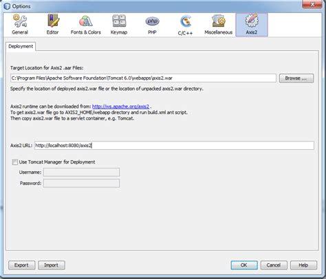 El Mundo De Deckerix » Web Services Con Axis2 Y Netbeans