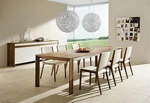 salle a manger moderne aux chaises design uniques design With salle À manger contemporaineavec mobilier salle a manger design