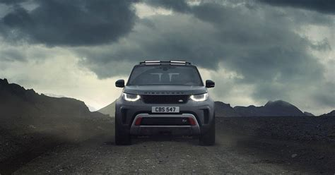 2019 Land Rover Discovery Svx by Look 2019 Land Rover Discovery Svx Ny Daily News