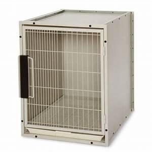 Modular dog kennels proselect modular kennel cage med for Ready dog kennel
