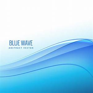 blue wave background - Download Free Vector Art, Stock ...