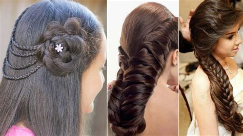 hairstyle  girls easy hairstyles  long hair