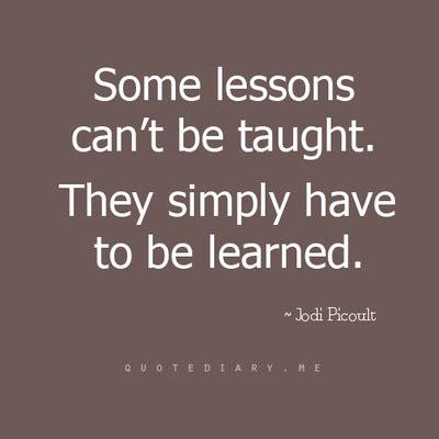 Learnt Quotes Quotesgram