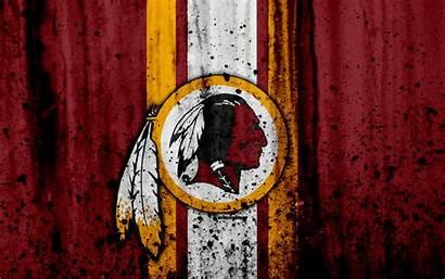 Redskins Washington Nfl Football American 4k Grunge