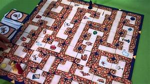 Labyrinth Board Game From Ravensburger A Mythical Maze