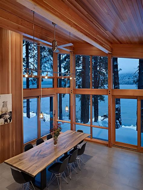 north lake wenatchee house  deforest architects