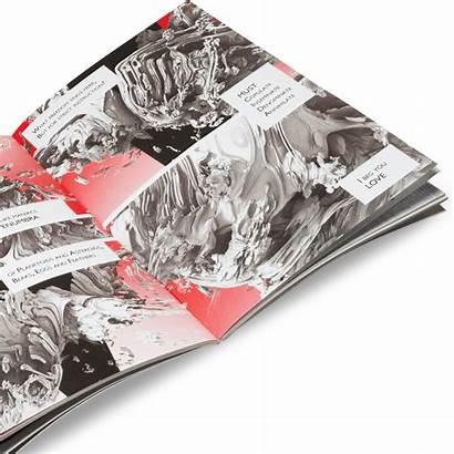 Graphic Printing Novel Manga Indie Printninja Self