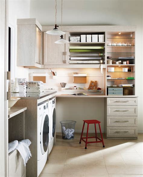 craft room traditional laundry room baltimore by